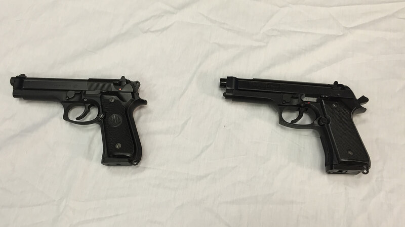 When Police Come Near, BB Guns Look All Too Real : NPR