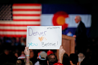 Campaign For Universal Health Care In Colorado Seeks Bernie Sanders' Help