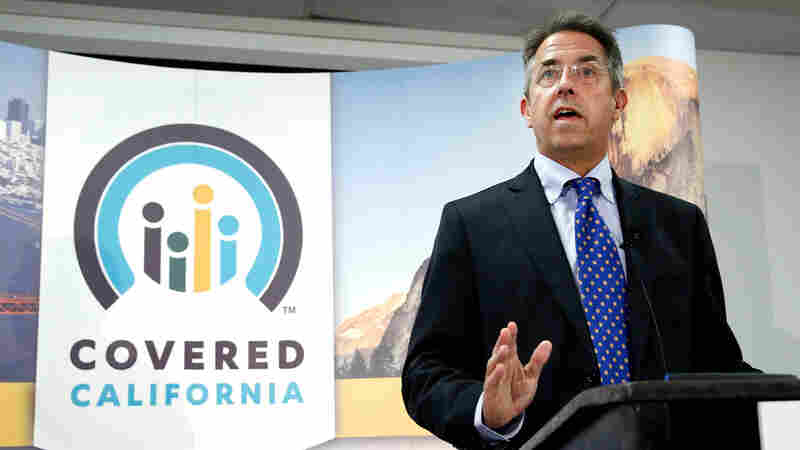 Peter Lee, executive director of Covered California, the state's health insurance exchange, said the projected rate increases for 2017 are linked to increases in the cost of health care in the state.