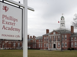 Administrators at Phillips Exeter Academy prep school admit they mishandled a recent case of sexual assault, and say they will hire a new staff member to deal with future allegations.
