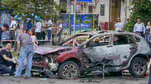 Investigative Journalist Killed By Car Bomb In Ukraine's Capital