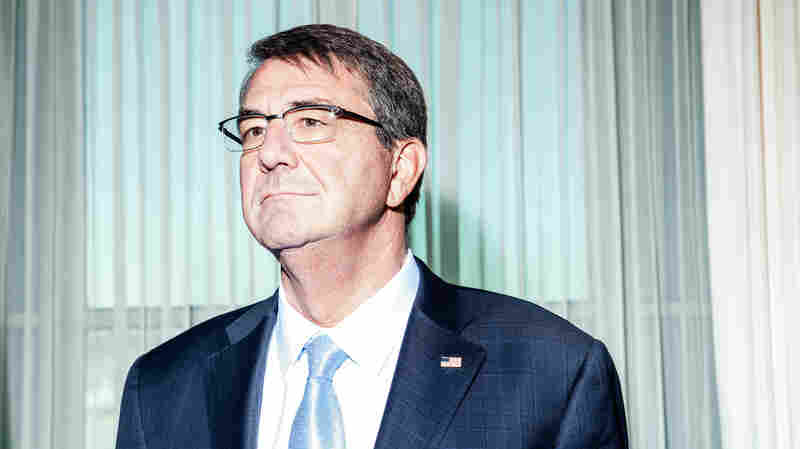 Defense Secretary: Turkey's Turmoil Shouldn't Harm Battle Against ISIS