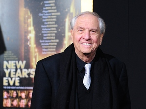 Director Garry Marshall, shown at the film premiere of New Year's Eve in Hollywood in 2011, has died at 81.