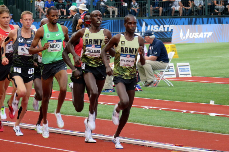 Kenyan Runners Join U.S. Army And Olympic Team