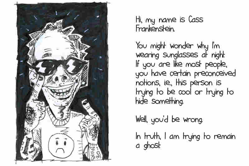 Casanova Frankenstein for NPR