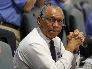 NASA Administrator Charles Bolden at the Jet Propulsion Laboratory in Pasadena, Calif., in 2012.