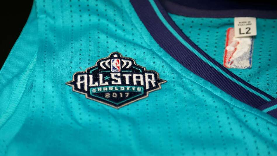 The NBA is relocating the 2017 All-Star Game from Charlotte, N.C., because of a state law that limits civil rights protections for LGBT people. (Bruce Yeung/Getty Images)
