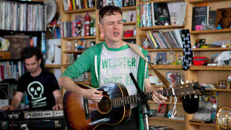 John Congleton And The Nighty Nite: Tiny Desk Concert
