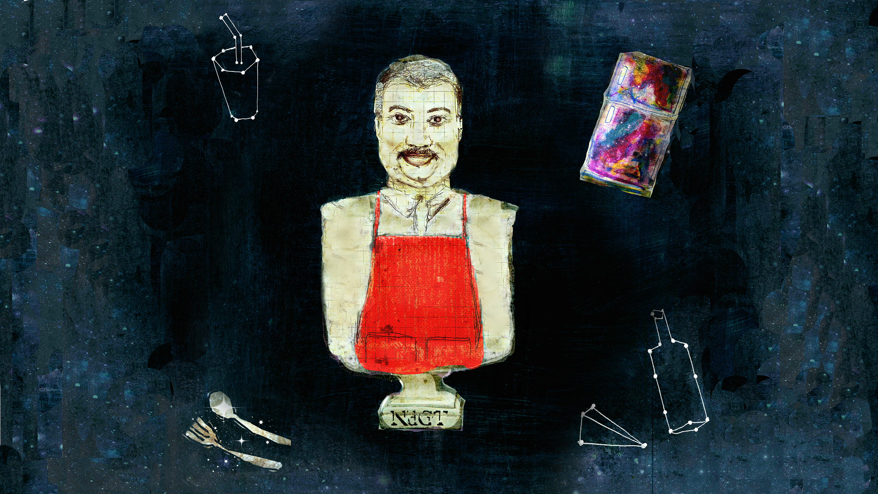Astrophysicist, Wine Lover, Foodie: The Neil deGrasse Tyson You Didn't Know