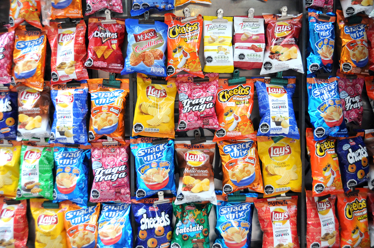 More dishes brewing in packaged foods | INDOLINK ... |Bagged Food Items