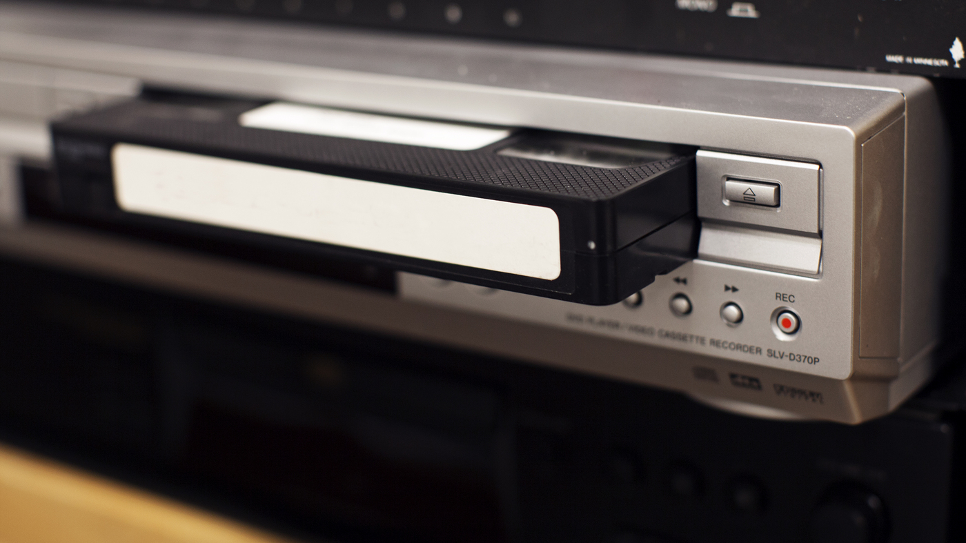 So Long, VCR. We Hardly Knew You (Were Still Around) : All ...