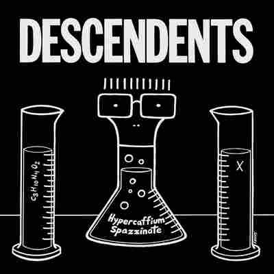 Descendents Cover Art