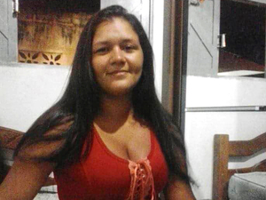 Alexsandra Moreira was 32 when she was murdered in Natal by the father of her four children.
