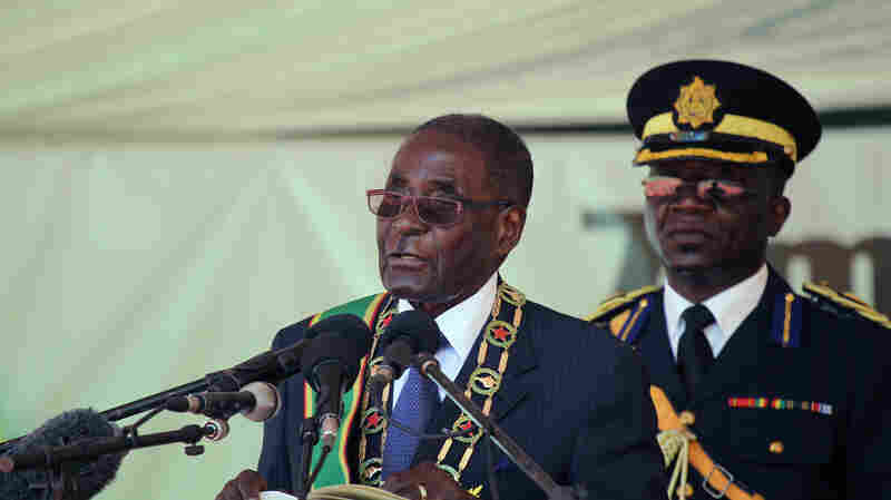 Zimbabwe's Powerful Veterans Withdraw Support For President Mugabe