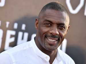 "Idris Elba arrives at the world premiere of ""Star Trek Beyond"" at the Embarcadero Marina Park South on Wednesday, July 20, 2016, in San Diego. (Photo by Jordan Strauss/Invision/AP)"