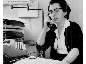 Elsie Shutt founded one of the first software businesses in the U.S. in 1958. And the programmers were all women.