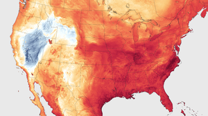 'Heat Dome' Causing Excessive Temperatures In Much Of U.S.