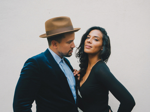 Johnnyswim is otherwise known as Abner Ramirez and Amanda Sudano Ramirez. Their new album is Georgica Pond, due out Sept. 30 on Big Picnic Records.
