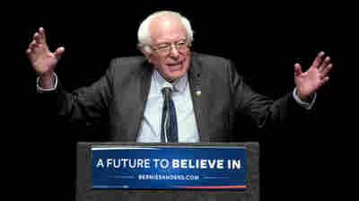 Sen. Bernie Sanders featured heavily in the hacked Democratic National Committee emails released by WikiLeaks Friday.