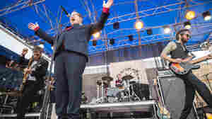 St. Paul & The Broken Bones, Live In Concert: Newport Folk 2016