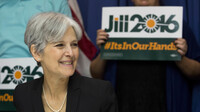 Green Party's Jill Stein Wants To Be 'Plan B' For Bernie Sanders Supporters