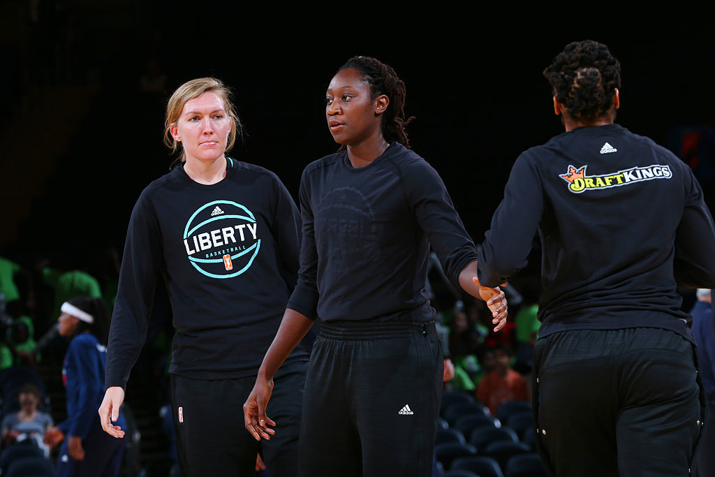 WNBA Rescinds Fines Against Players Wearing Shirts Supporting Shooting Victims