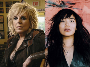 On August 4, Lucinda Williams, Thao And The Get Down Stay Down and iLe will perform at Lincoln Center Out Of Doors for a night with NPR Music.