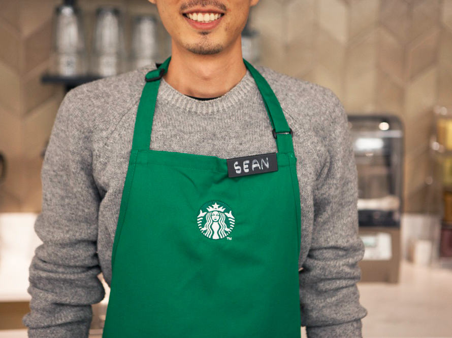 Image for Starbucks' New Dress Code: Purple Hair And Fedoras OK, But Hoodies Forbidden