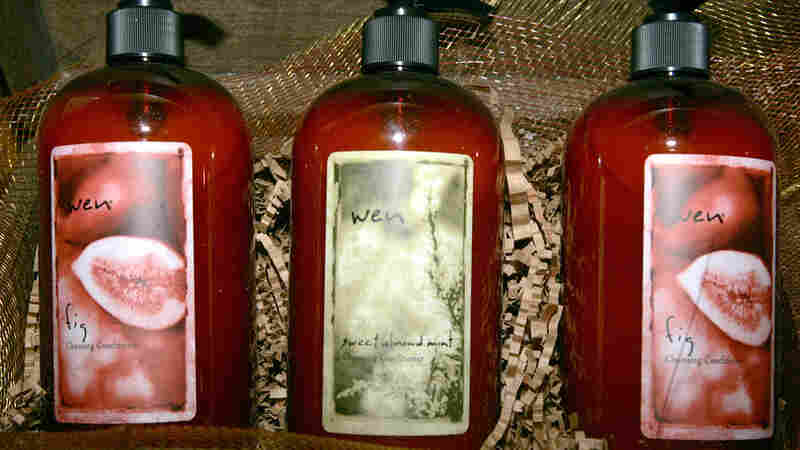 Wen cleansing conditioners combine the functions of a shampoo and a conditioner. The FDA says it is investigating consumer complaints about the products.