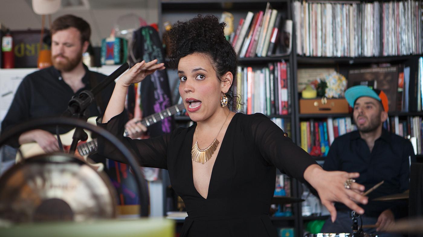 Xenia Rubinos: Tiny Desk Concert