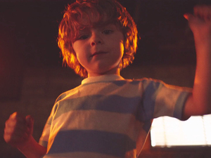 "A still from Glass Animals' ""Youth"" video."