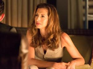 Sam (Alysia Reiner) in Equity.