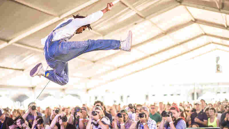What We Saw At The 2016 Newport Folk Festival