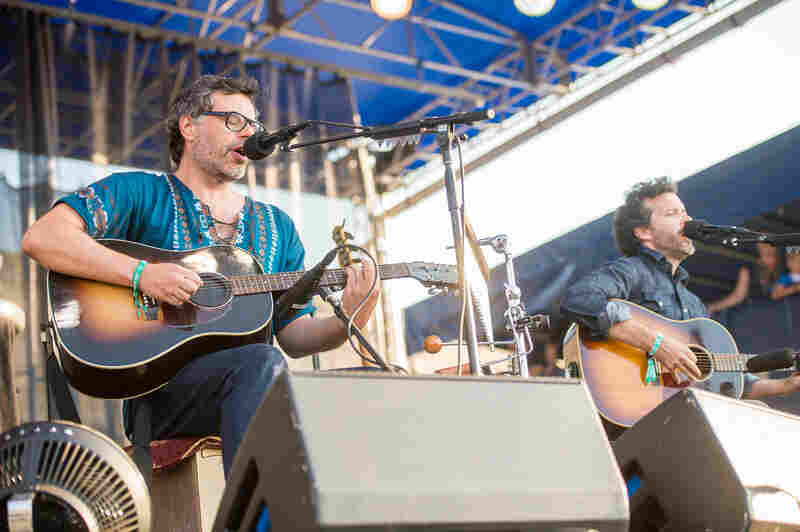 Flight Of The Conchords closed out Friday at Newport with plenty of laughs.