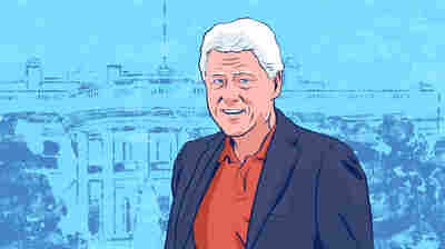 If Hillary Clinton wins the White House in November, Bill Clinton will be the first man married to a U.S. president. He then will also become the first former president to become the first spouse.