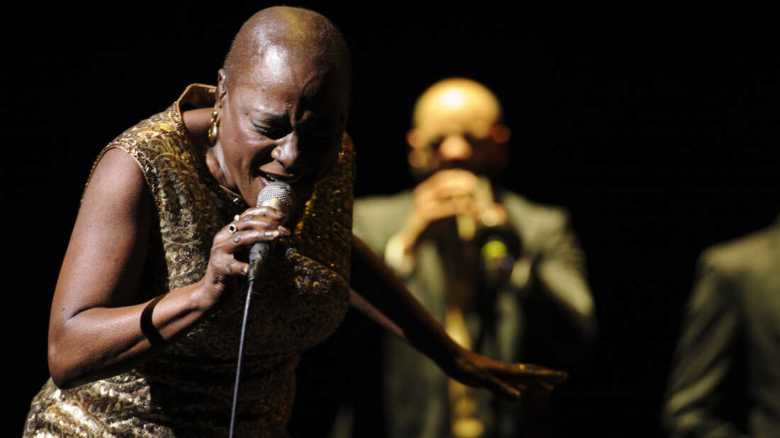 Soul Singer Sharon Jones: 'The Cancer Is Here, But I Want To Perform'
