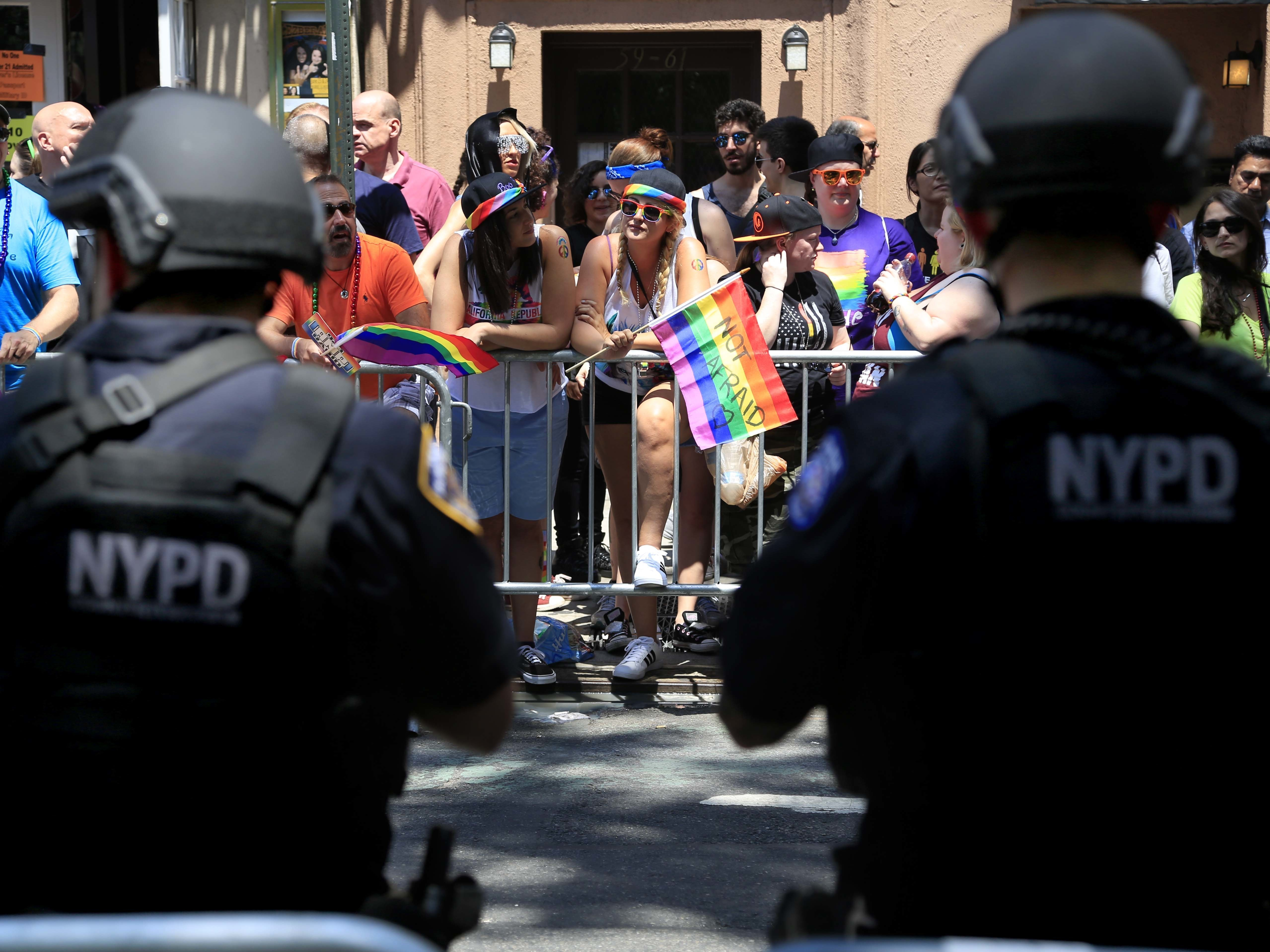 After Pulse Shooting, LGBT Folks Of Color Worry About Increased Police Attention