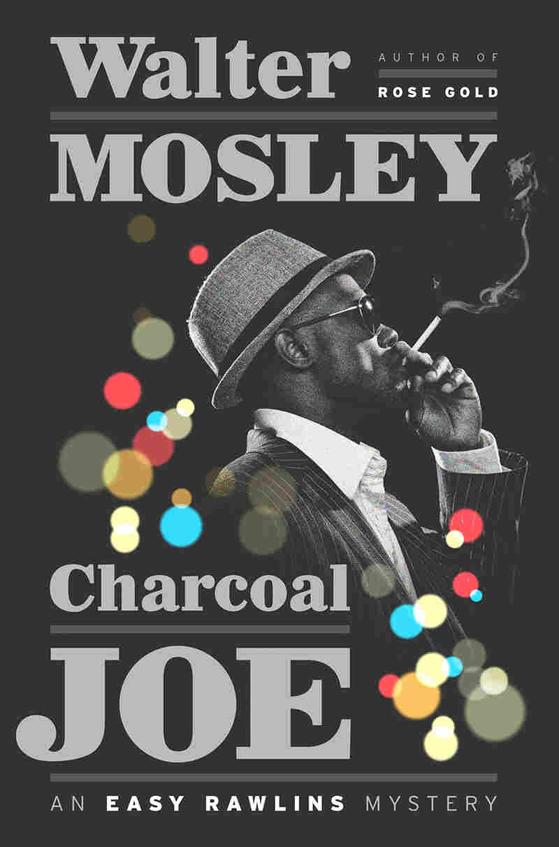 The cover of Walter Mosley's mystery novel Charcoal Joe