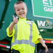 6-year-old Boy's Wish To Be A 'Garbage Man' Granted