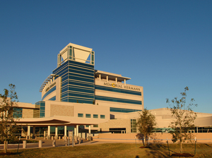 Memorial Hermann Hospital System in Houston was one of very few nationally reowned hospitals to get a five-star ranking from Medicare.