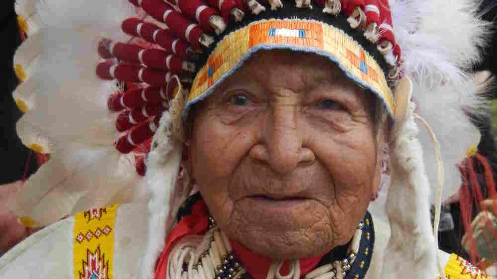 David Bald Eagle, Lakota Chief, Musician, Cowboy And Actor, Dies At 97