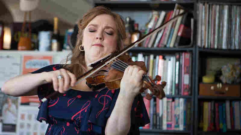 Rachel Barton Pine: Tiny Desk Concert