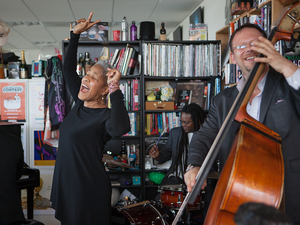 Tiny Desk Concert with René Marie.