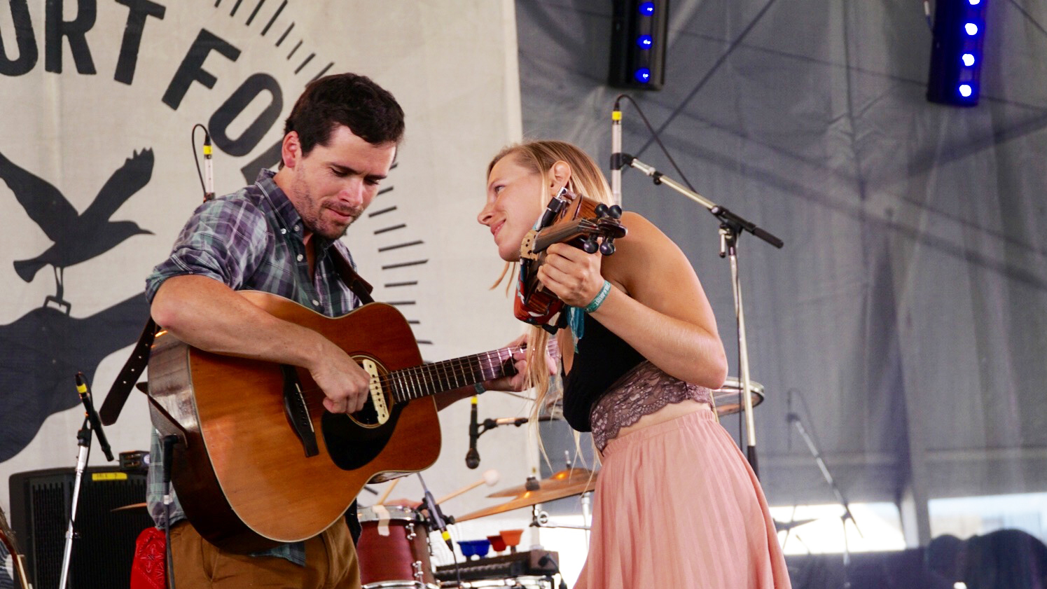 Live In Concert: Newport Folk 2016