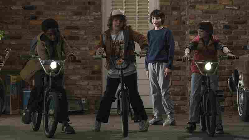 Schwinners and Losers: The cast of Netflix's Stranger Things.