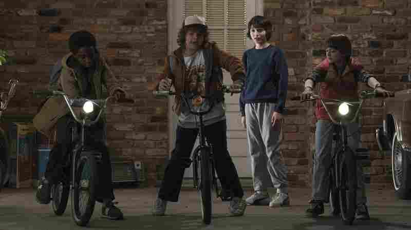 Kids On Bikes: The Sci-Fi Nostalgia Of 'Stranger Things', 'Paper Girls' & 'Super 8'