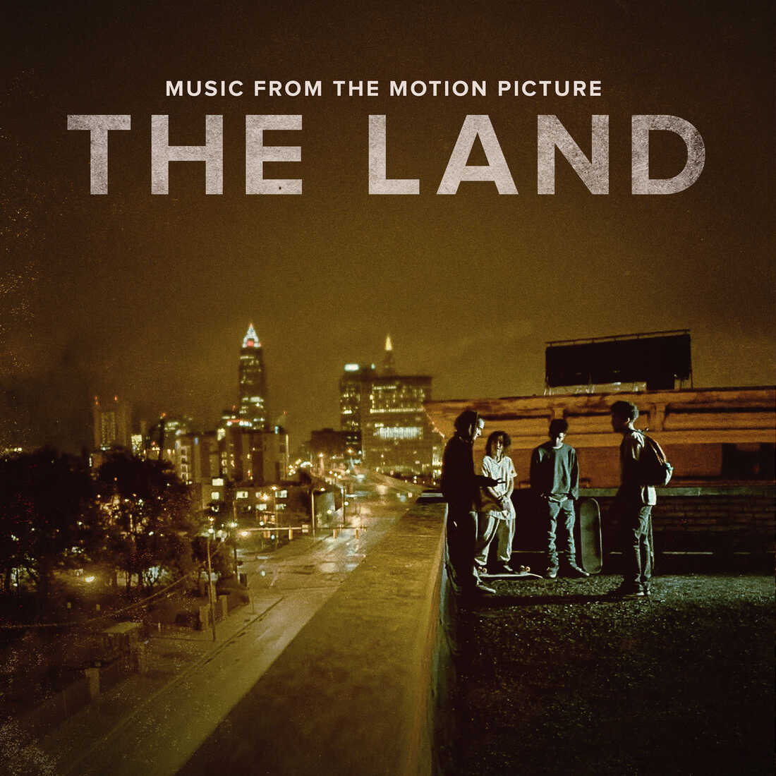 The soundtrack for the film, The Land, comes out July 29