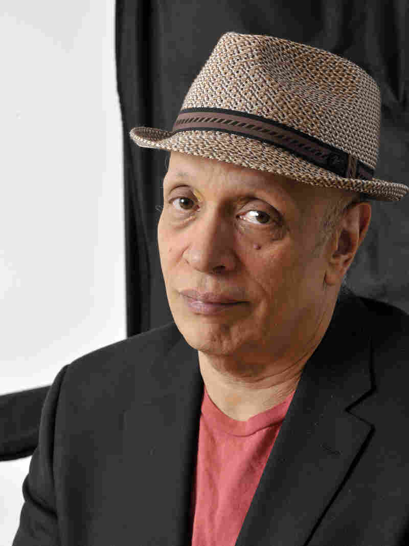 Author Walter Mosley.
