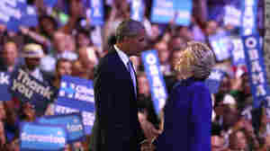 Convention Speeches Soar, Raise A Question: Can Clinton Connect With Ordinary People?