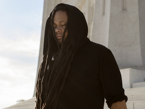 Hieroglyphic Being releases his new LP, The Disco's Of Imhotep, on August 5.